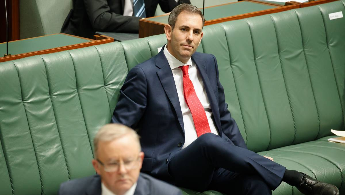 Shadow Treasurer Jim Chalmers. Picture: Sitthixay Ditthavong