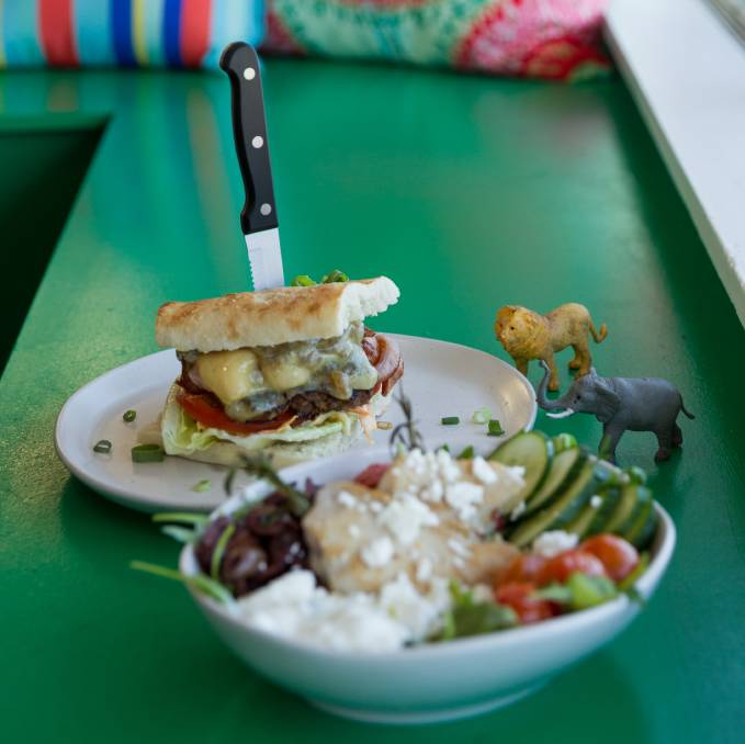 Mischief Kitchen Out To Prove That There S Nothing Stopping A Great Cafe Going Kid Friendly Newcastle Herald Newcastle Nsw