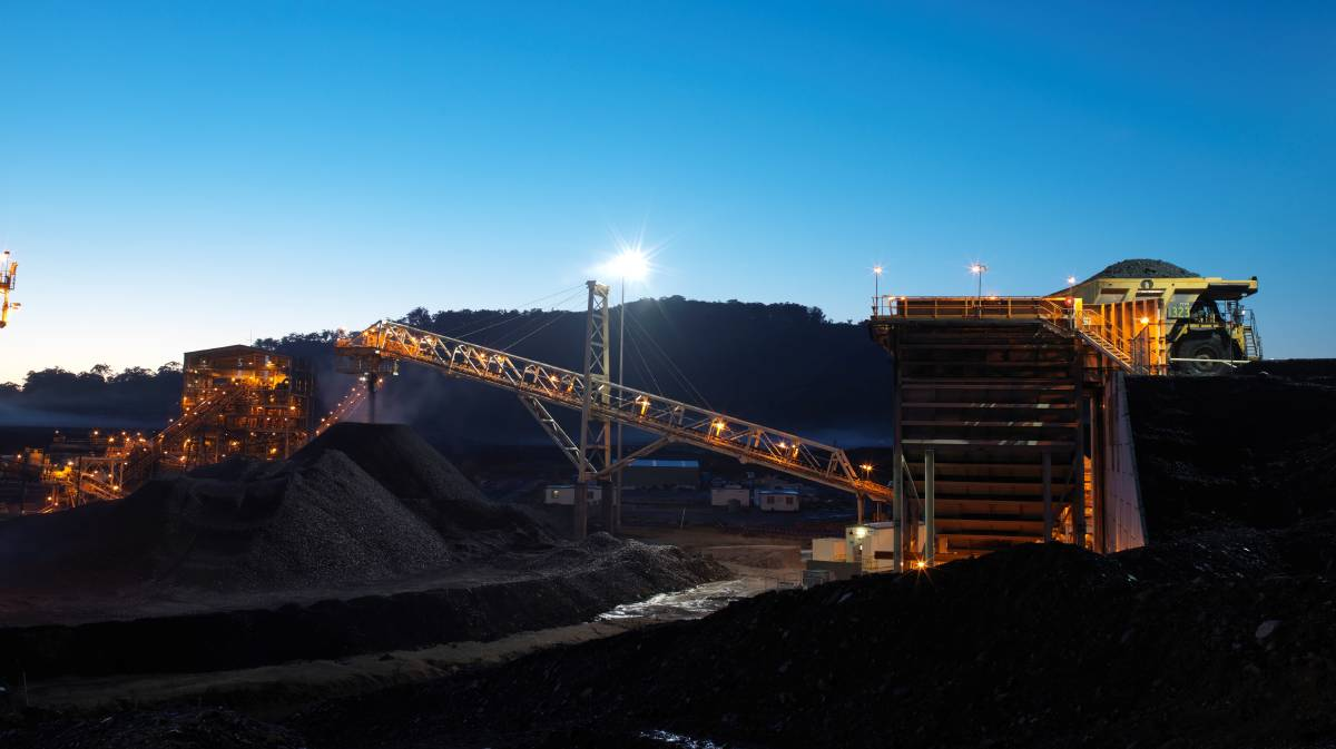 PROFIT CENTRE: Wilpinjong mine complex near Mudgee is at the heart of US company Peabody Energy's recovery plan, the company has acknowledged this week.