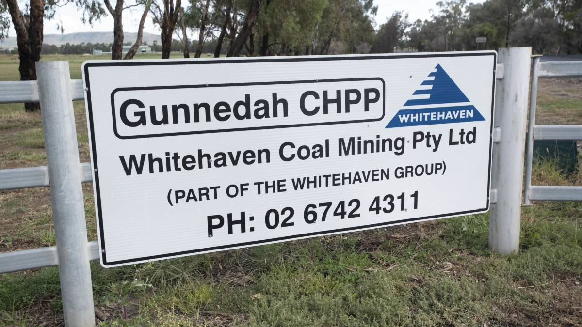 Another hurdle cleared: Whitehaven Coal - which has several coal mines in the North West - said the Vickery project could generate 450 full time jobs and 500 during construction. Photo: Peter Hardin