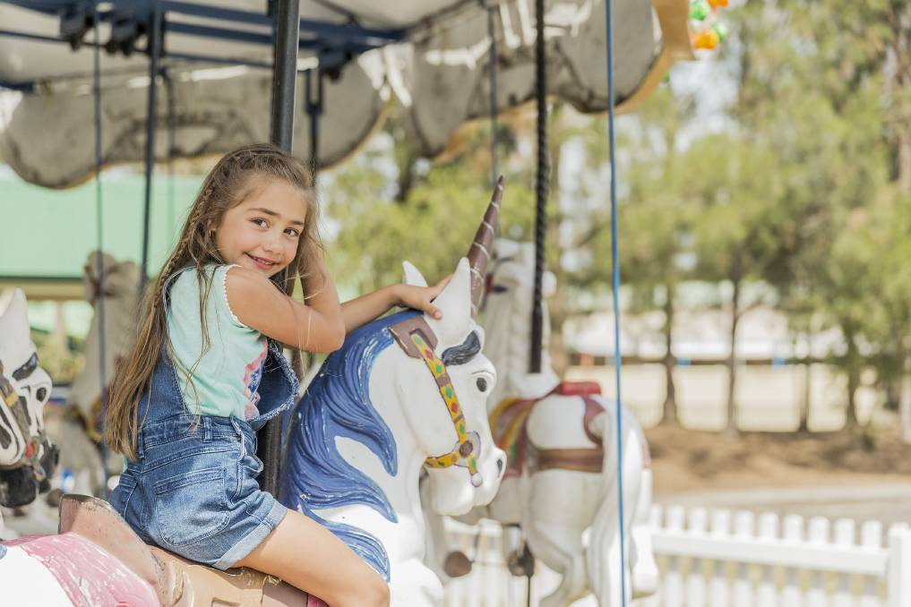 RIDE THE GOOD TIMES: Crowne Plaza Hunter Valley has something for everyone, with it's Kid's Club offering activities and adventures all year round like fun rides and pizza making.