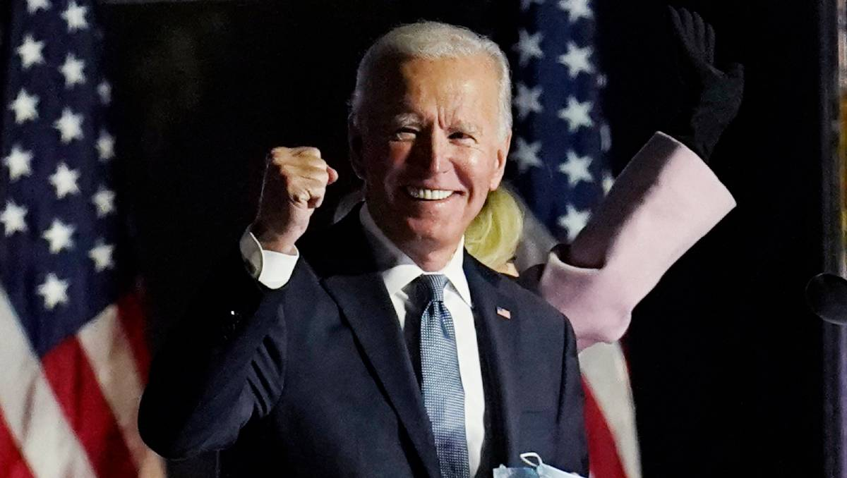 US inauguration: Joe Biden becomes 46th President of the United States of America
