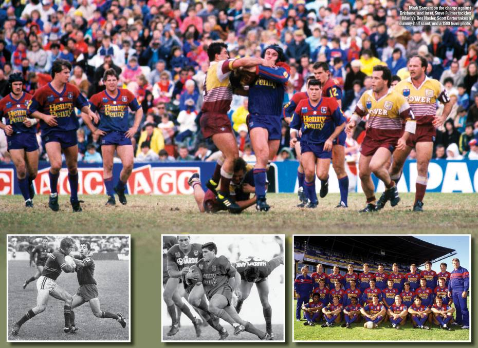 Hard Yards - The story of the Newcastle Knights, Chapter 3: New weapons provide a cutting edge