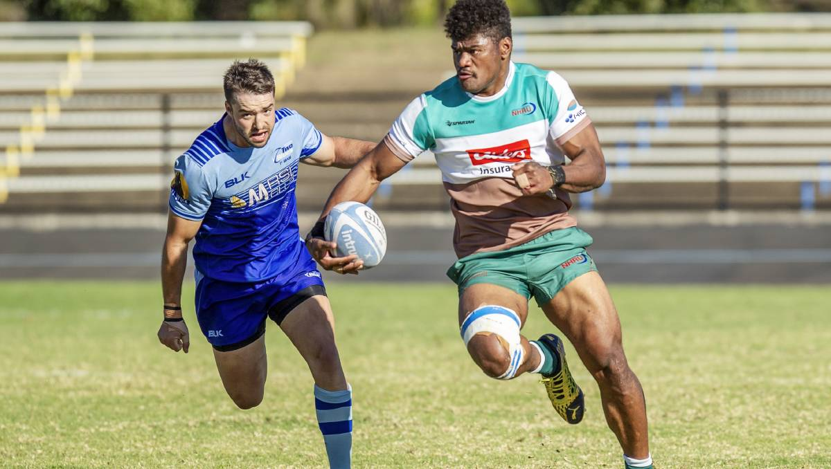 All Fired Up - Finals the goal for Wildfires as NHRU commits to Shute Shield