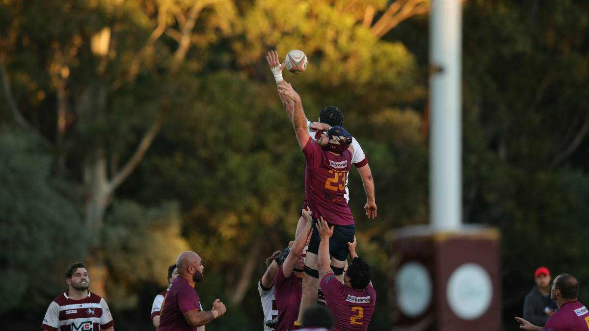 Play for union's Shute Shield a divisive one