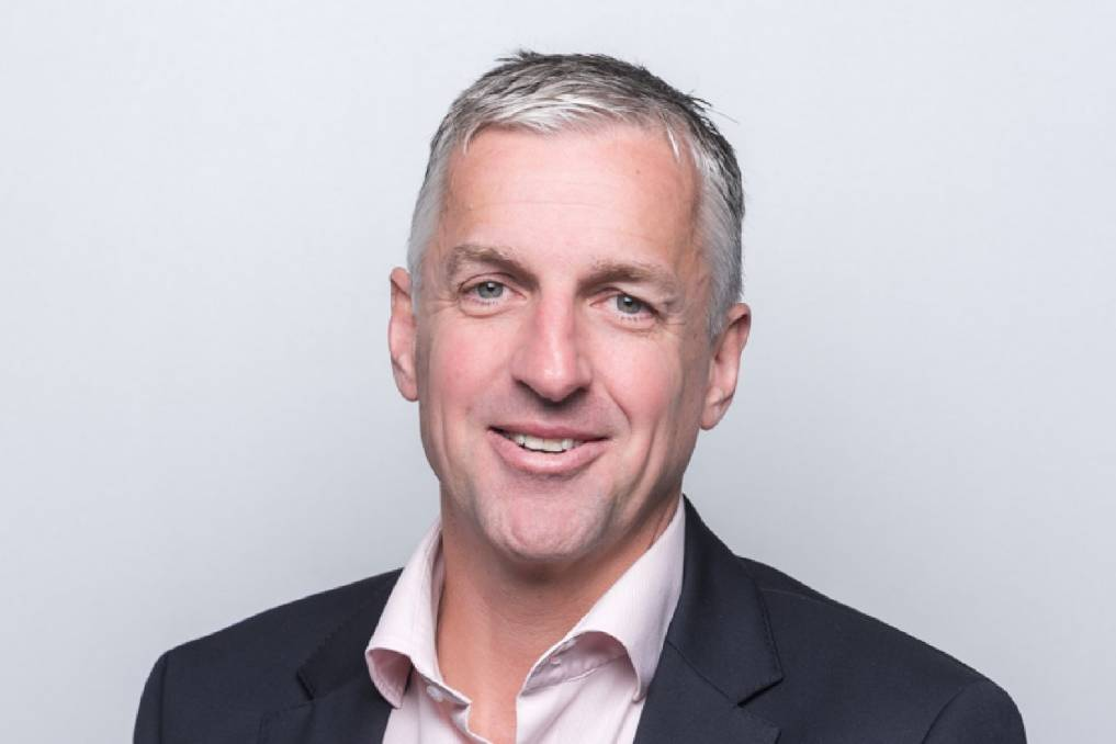 New managing director of ACM, Tony Kendall.