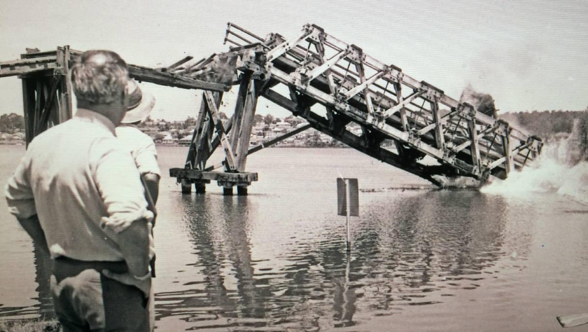 Five Islands bridge a lost landmark