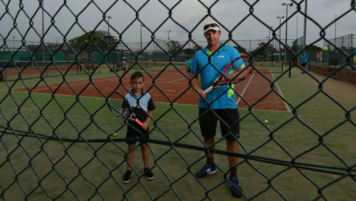 Tennis coach 'devastated' at losing District Park lease