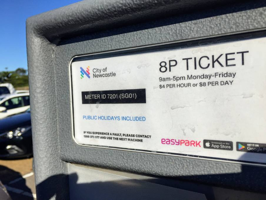 Meter revenue down as council ends EasyPark app discounts