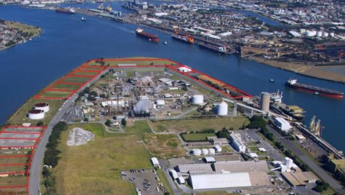 Harbourside desalination plant still a possibility