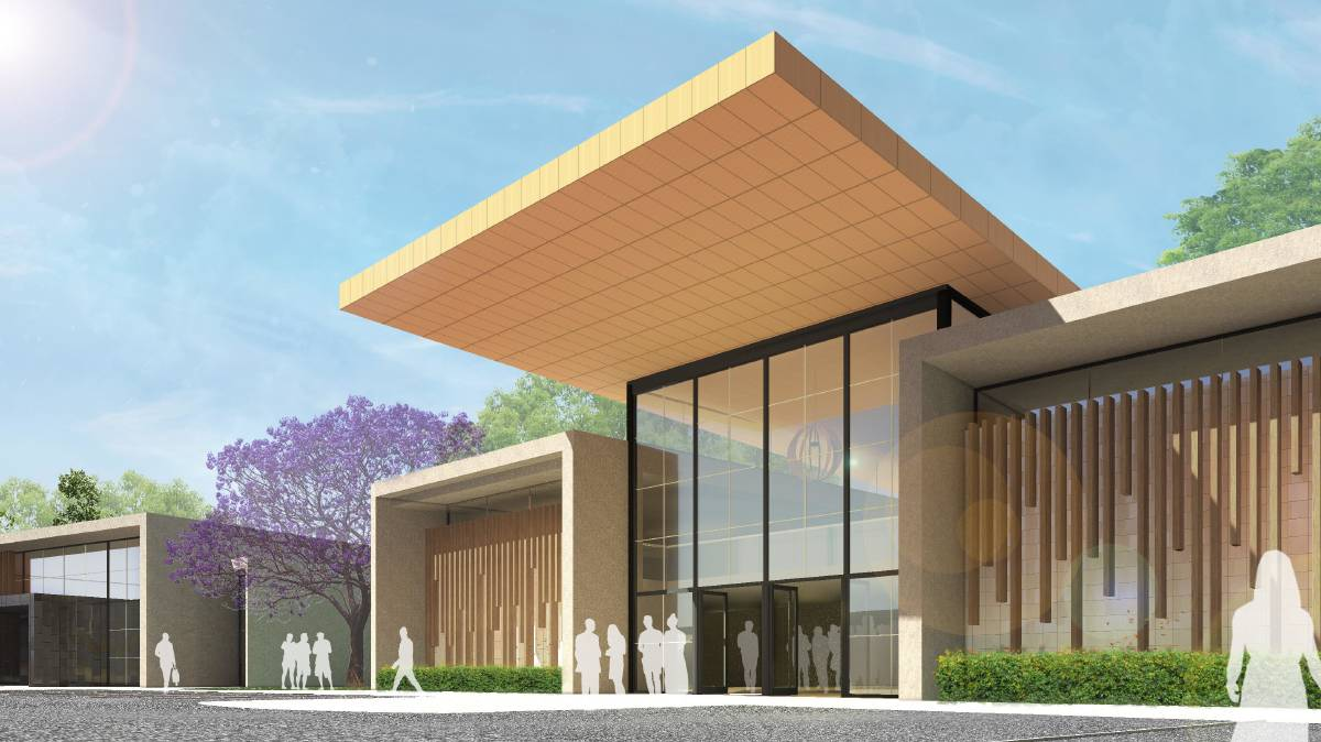 Pettigrew Family Funerals are preparing for the opening of their biggest facility yet in Mayfield West this coming February which will stand as a tribute to Ian Pettigrew's legacy.