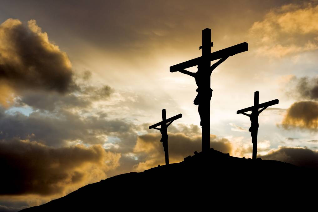 The story of Easter - Part 2: The crucifixion
