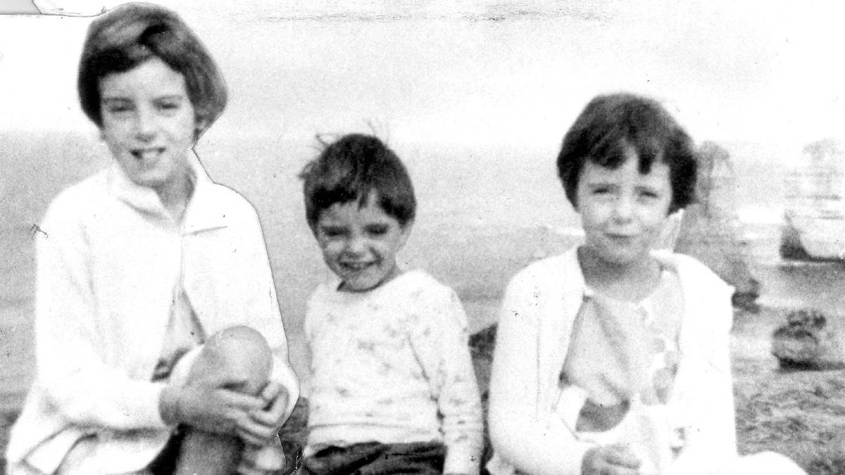 MISSING: The Beaumont children who disappeared near Glenelg beach, South Australia, in 1966.