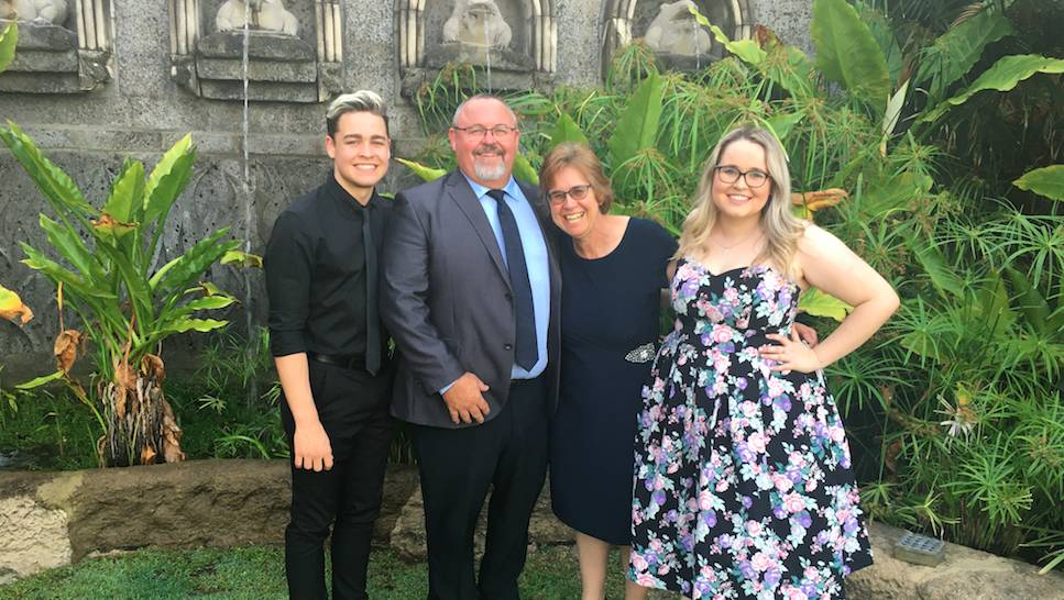 School honours much-loved teacher Brett Youngberry, or 'Mr Y'