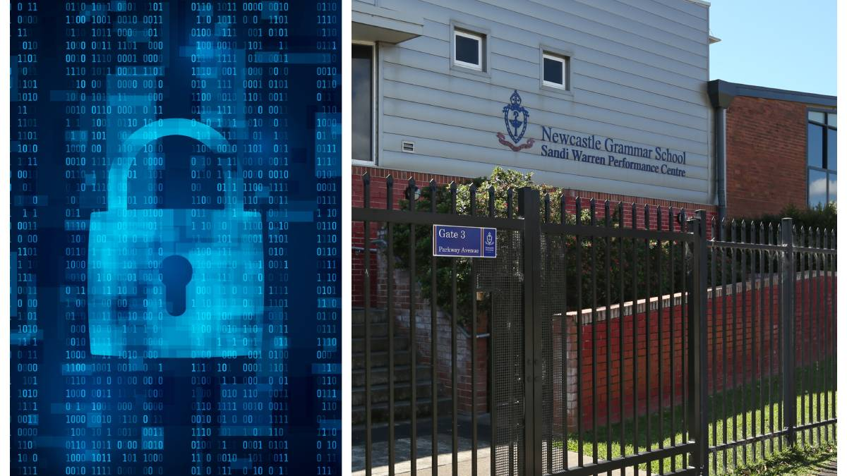Newcastle Grammar School targeted in cyber attack