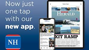 The Newcastle Herald's new app is now available to download in the Apple Store and Google Play Store.