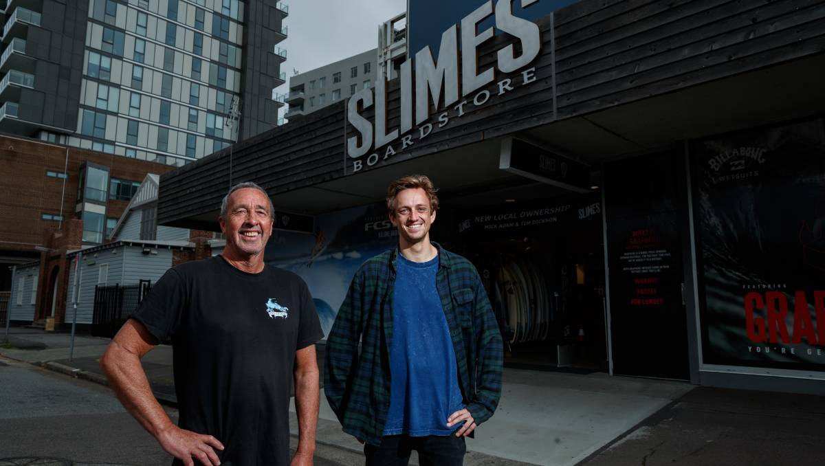 Merewether surf duo take ownership of Slimes