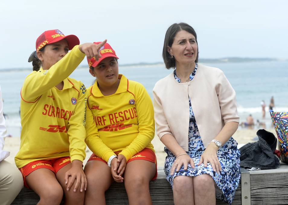 Jobs At Tighes Hill In 16m Surf Life Saving Nsw Funding Promise Newcastle Herald Newcastle Nsw