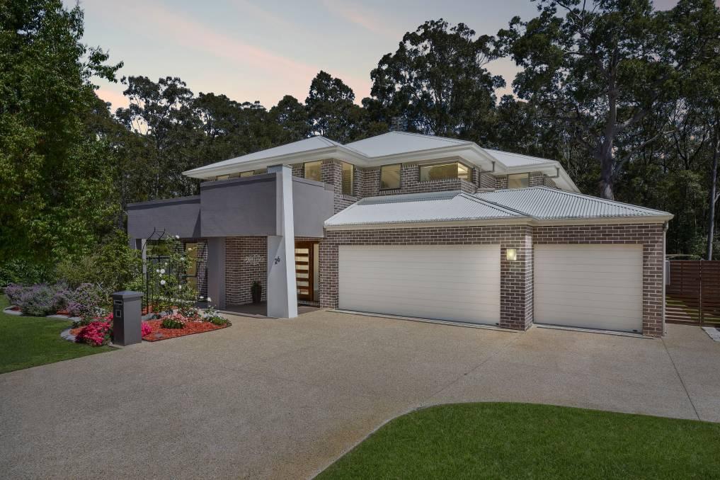 Home at 26 Tallowwood Crescent break $1 million mark for ...