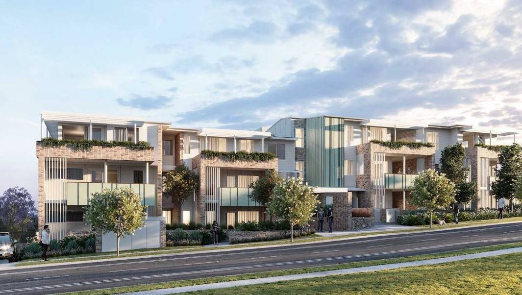 'Clear over-development': Lake council defers decision on Charlestown units