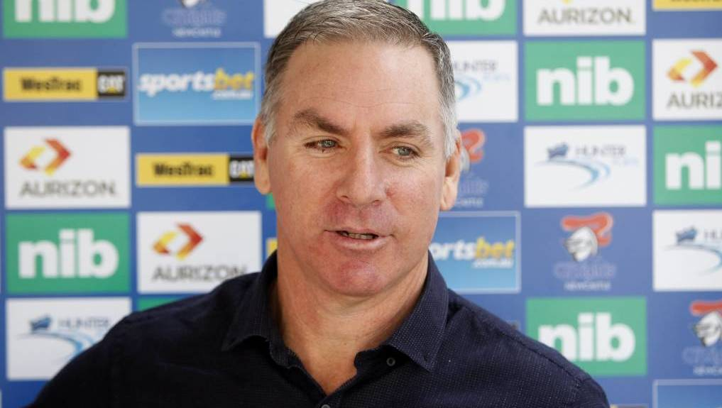 Michael Hagan's rise from rookie to premiership coach