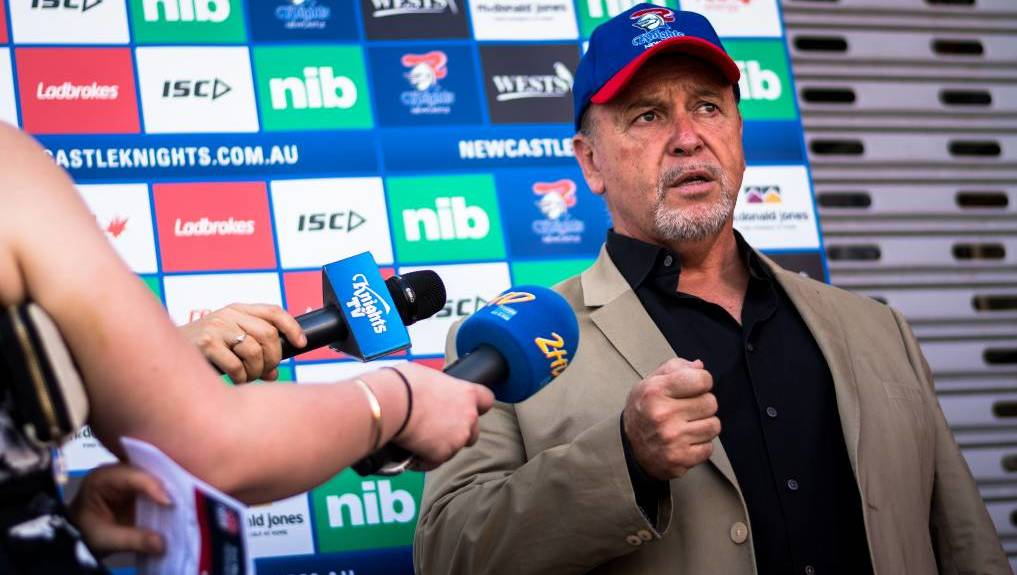 Phil Gardner on Tinkler, Nathan Brown, Ponga and how Wests bagged the Knights club for $1