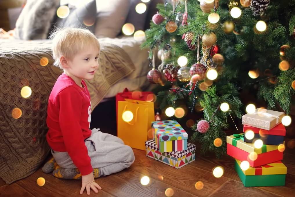 BE CLEAR: Setting expectations with kids around gifts is hard, but it can be done.
