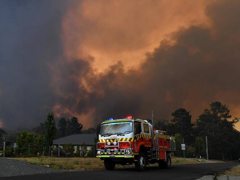Victims of the summer's devastating bushfires are keen to see the royal commissions recommendations.