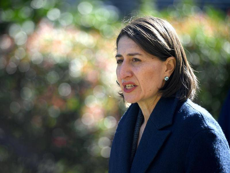 NSW Premier Gladys Berejiklian is urging the state's young people to rein in their social lives.