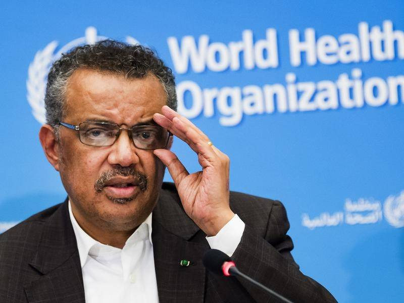 WHO chief Tedros Adhanom Ghebreyesus is leading efforts to ensure vaccines reacher poorer countries.