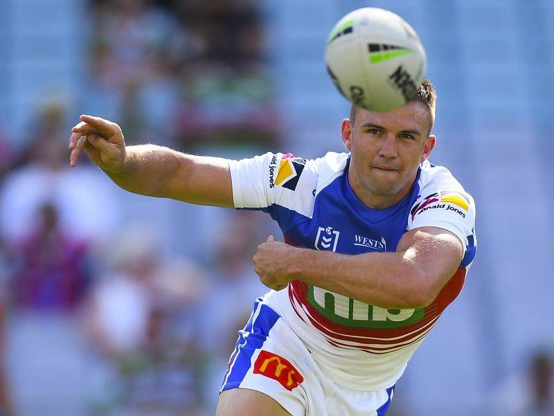 Chris Randall is one of two NRL players charged with a crusher tackle from week one of the finals.