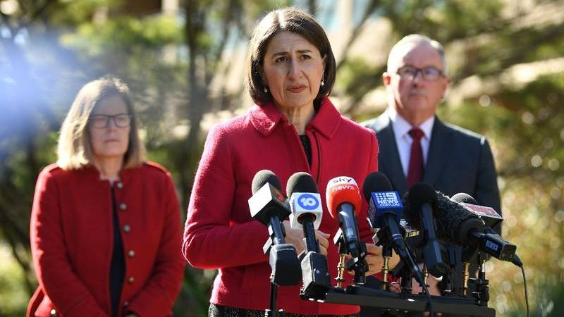 Sydney lockdown protesters urged to reconsider as NSW records 170 daily COVID cases | Newcastle ...