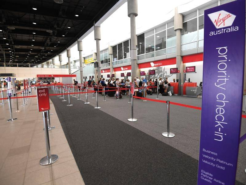 Beleaguered airline Virgin Australia says it will survive the effects of COVID-19.