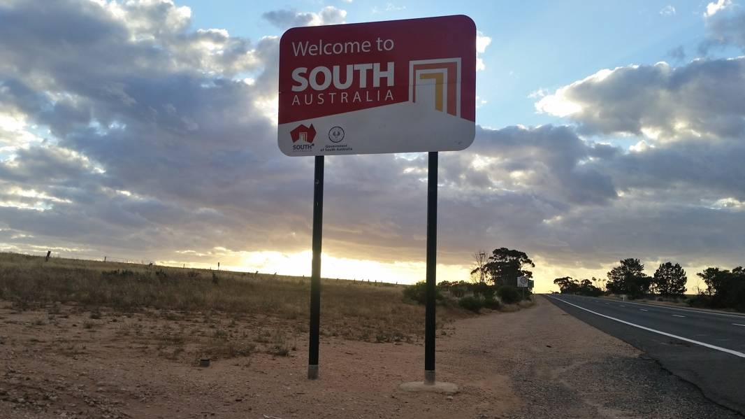 Image result for south australia nsw covid border